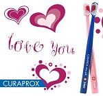 Curaprox CS 5460 ultra soft - Valentine's Edition